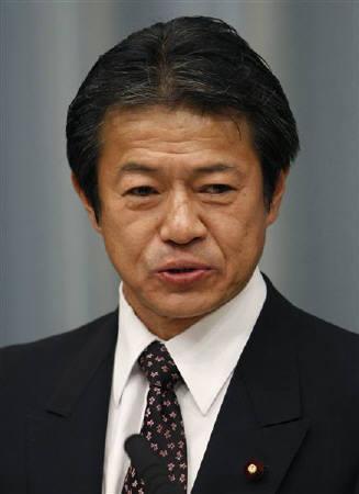 10月10日、中川財務・金融相、G7で日本の外準活用し各国支援を表明へ。9月撮影(2008年 ロイター/Toru Hanai)