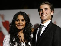 "<p>Vanessa Hudgens e Zac Efron na estréia do filme ""High School Musical 3"" em Los Angeles REUTERS/Mario Anzuoni (UNITED STATES) (Newscom TagID: rtrphotosthree751079) [Photo via Newscom]</p>"