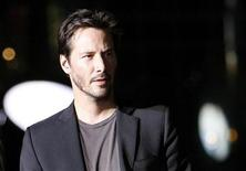 <p>Actor Keanu Reeves attends the AFI Night at the Movie event at the Arclight theatre in Hollywood, California October 1, 2008. REUTERS/Mario Anzuoni</p>