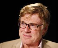 <p>Robert Redford defende papel da arte nas transformações sociais. O diretor premiado com o Oscar está preocupado com a possibilidade de que as verbas para a arte venham a secar em meio à crescente crise financeira global . REUTERS/Lucas Jackson</p>