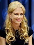 "<p>A atris Nicole Kidman, que protagoniza o filme ""Austrália"" REUTERS/Brendan McDermid (UNITED STATES)</p>"
