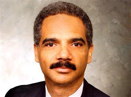 Eric Holder in an undated photo. A Democratic source said a conditional offer for the post of attorney general had been made to former Clinton administration official Eric Holder, making him the automatic front-runner for the nation's top law enforcement position. REUTERS/GWU/Handout