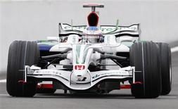 <p>O piloto de F1 Jenson Button participa de treino com a Honda para o GP da Bélgica em setembro deste ano. REUTERS/Francois Lenoir/Files (BELGIUM)</p>