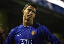 <p>Il calciatore Cristiano Ronaldo. REUTERS/Sergio Perez (SPAIN)</p>
