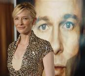 "<p>A atriz Cate Blanchett, que estrela ""O Estranho Caso de Benjamin Button"" REUTERS/Mario Anzuoni (UNITED STATES)</p>"