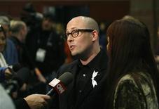 """<p>Il regista Adam Elliot alla premiere del film """"Mary and Max"""" alla serata d'apertura del Sundance Film Festival. REUTERS/Lucas Jackson (UNITED STATES)</p>"""
