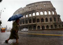 <p>Immagine d'archivio. REUTERS/Paolo Cocco PC/</p>