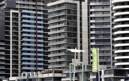 1月22日、オーストラリア政府はREIT救済基金の設立を検討していることを明らかにした。写真は昨年12月にメルボルンで(2009年 ロイター/Mick Tsikas)