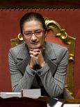 <p>Il ministro dell'Istruzione Mariastella Gelmini. REUTERS/Tony Gentile (ITALY)</p>