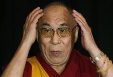 <p>Una immagine di archivio del Dalai Lama. REUTERS/B Mathur</p>