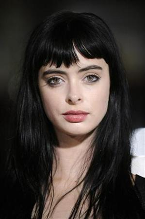 Actress Krysten Ritter attends the premiere of the film ''Zack and Miri Make a Porno'' in Los Angeles October 20, 2008. REUTERS/Phil McCarten