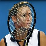 <p>Flavia Pennetta in una immagine di archivio durante un match REUTERS/Darren Whiteside</p>
