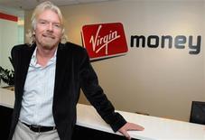 <p>Richard Branson, da Virgin, em foto de arquivo. Branson poderá assumir o controle da equipe Honda, de F1. (PRNewsFoto/Virgin Money, Faith Ninivaggi)</p>
