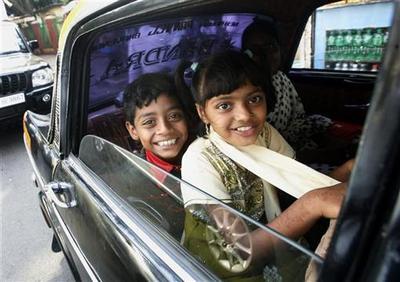 ''Slumdog'' fans in India celebrate