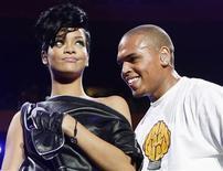 <p>Os músicos Chris Brown e Rihanna, em Nova York. Uma possível reconciliação entre os dois. REUTERS/Lucas Jackson/Files (ESTADOS UNIDOS)</p>