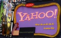 <p>Il logo di Yahoo! REUTERS/Brendan McDermid (UNITED STATES)</p>