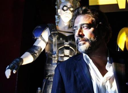 Cast member Jeffrey Dean Morgan attends the party following the premiere of the movie ''Watchmen'' in Hollywood, California March 2, 2009. The movie opens in the U.S. March 6. REUTERS/Mario Anzuoni
