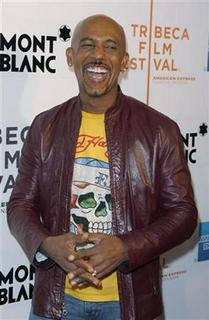 Montel Williams arrives for the premiere of the film ''War Inc.'' during the Tribeca Film Festival in New York April 28, 2008. REUTERS/Lucas Jackson