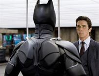 "<p>Christian Bale as Bruce Wayne in a scene from the 2008 film ""The Dark Knight"". REUTERS/Warner Bros. Pictures/Handout</p>"