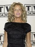 <p>Foto de arquivo da atriz Farrah Fawcett em Hollywood. 07/03/2004. REUTERS/Jim Ruymen/Arquivo</p>