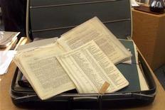 <p>Australia, copia lista di Schindler ritrovata in una biblioteca.</p>