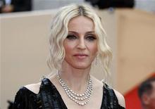 <p>La popstar americana Madonna. REUTERS/Eric Gaillard (FRANCE)</p>