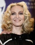 <p>La popstar americana Madonna. REUTERS/Brendan McDermid (UNITED STATES)</p>