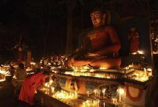 "<p>Cina rinvia verdetto su ""Buddha vivente"". REUTERS/Gopal Chitrakar</p>"