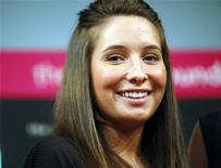 <p>Bristol Palin, Teen Ambassador to The Candie's Foundation and daughter of Governor Sarah Palin of Alaska, attends a town hall meeting on teen pregnancy prevention in New York May 6, 2009. REUTERS/Eric Thayer</p>