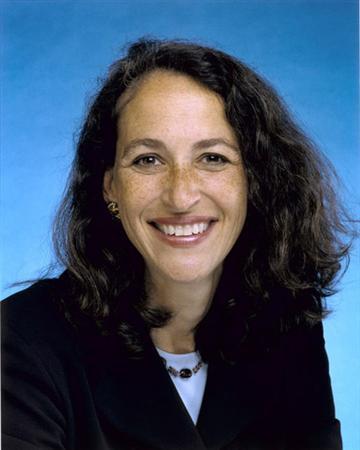 Dr. Margaret Hamburg in an undated photo. REUTERS/NIH/Handout