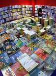 <p>Un'immagine della Fiera del Libro di Torino. REUTERS</p>