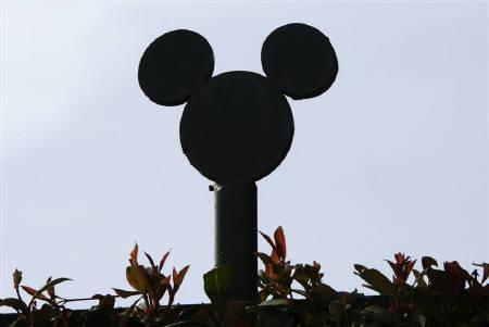 5月20日、ウォルト・ディズニーは「ミッキーマウス」の声を担当したウェイン・オルウィン氏が18日に死去したと発表。写真はカリフォルニア州バーバンクにあるディズニーの施設。5日撮影(2009年 ロイター/Fred Prouser)