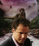 <p>U.S. actor Will Ferrell arrives at the world premiere of his new film 'Land of the Lost' in central Sydney May 26, 2009. 'Land of the Lost' will be in theaters on June 5. REUTERS/Daniel Munoz</p>