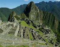 <p>La città di Machu Picchu, considerata una delle sette meraviglie del mondo.</p>