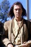 """<p>Foto de arquivo de publicidade do ator David Carradine em seu papel para """"Kung-Fu"""". REUTERS/ABC/Divulgação</p>"""