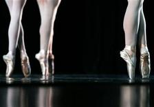 <p>Dancers perform in New York July 27, 2007. REUTERS/Shannon Stapleton</p>