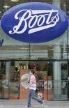 <p>Inghilterra, farmacie Boots lanciano viagra senza ricetta. REUTERS/Toby Melville (BRITAIN)</p>