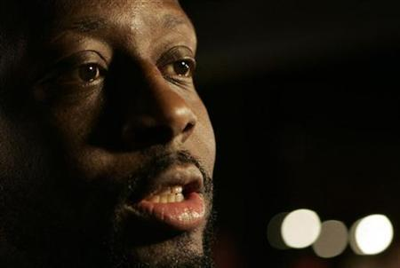 Actor and musician Wyclef Jean arrives at the ONEXONE Foundation fundraising event in San Francisco, California October 23, 2008. REUTERS/Robert Galbraith