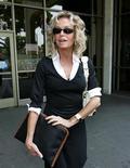 <p>L'attrice Farrah Fawcett in un'immagine del 2005. REUTERS/Mario Anzuoni MA</p>