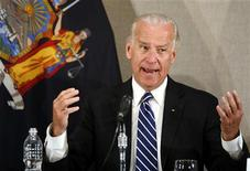<p>Il vicepresidente Usa Joe Biden. REUTERS/Shannon Stapleton (UNITED STATES POLITICS BUSINESS SOCIETY)</p>
