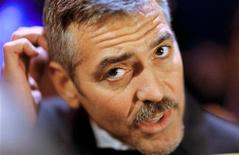 <p>L'attore americano george Clooney. REUTERS/Johannes Eisele (GERMANY)</p>