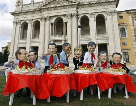 Qa How Is Italy G8 Summit Measuring Up Against Aims Reuters