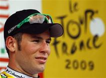 <p>Mark Cavendish. REUTERS/Bogdan Cristel</p>