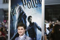"""<p>En esta foto de archivo, el actor Daniel Radcliffe llega a la premiere mundial de la película """"Harry Potter y el misterio del príncipe"""" en Nueva York. July 9, 2009. REUTERS/Lucas Jackson</p>"""