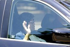 <p>Katherine Jackson, mãe de Michael Jackson, em Encino. 28/06/2009. REUTERS/Joshua Lott</p>