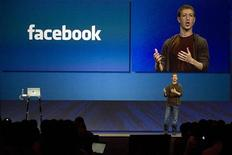 <p>Mark Zuckerberg, fondatore e AD di Facebook. REUTERS/Kimberly White (UNITED STATES)</p>