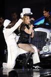 <p>A popstar Madonna cancelou um show em Liubliana, na Eslovênia, agendado para 20 de agosto, informou o empresário da turnê nesta sexta-feira. REUTERS/Martti Kainulainen/Lehtikuva</p>