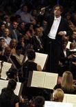 <p>Riccardo Muti. REUTERS/Damir Sagolj</p>