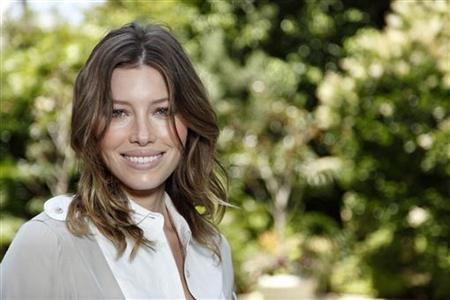 Actress Jessica Biel poses for a portrait while promoting her film ''Easy Virtue'' in Beverly Hills, California, May 20, 2009. REUTERS/Danny Moloshok