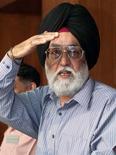 """<p>O ministro dos Esportes indiano, Manohar Singh Gill, desdenhou a F1 por ser """"um entretenimento caro"""". REUTERS/Kamal Kishore</p>"""